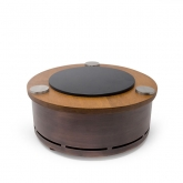 Round Copper Induction Display 10.75