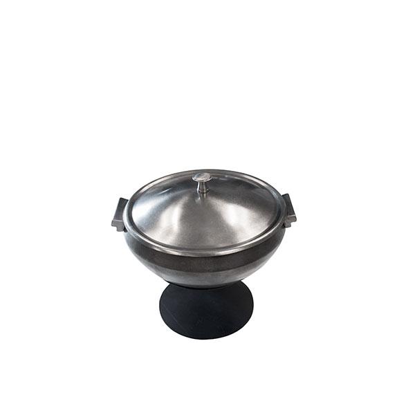Vintage Chafer Pot Rd 2qt
