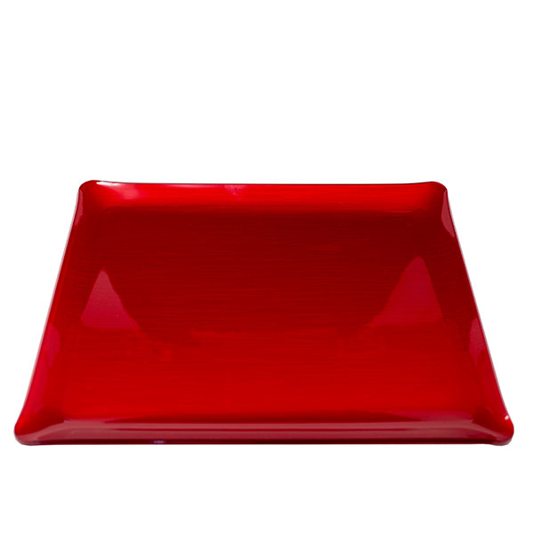 Vogue Tray Red 14.5