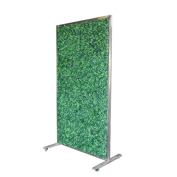 Boxwood Metal Frame Screen